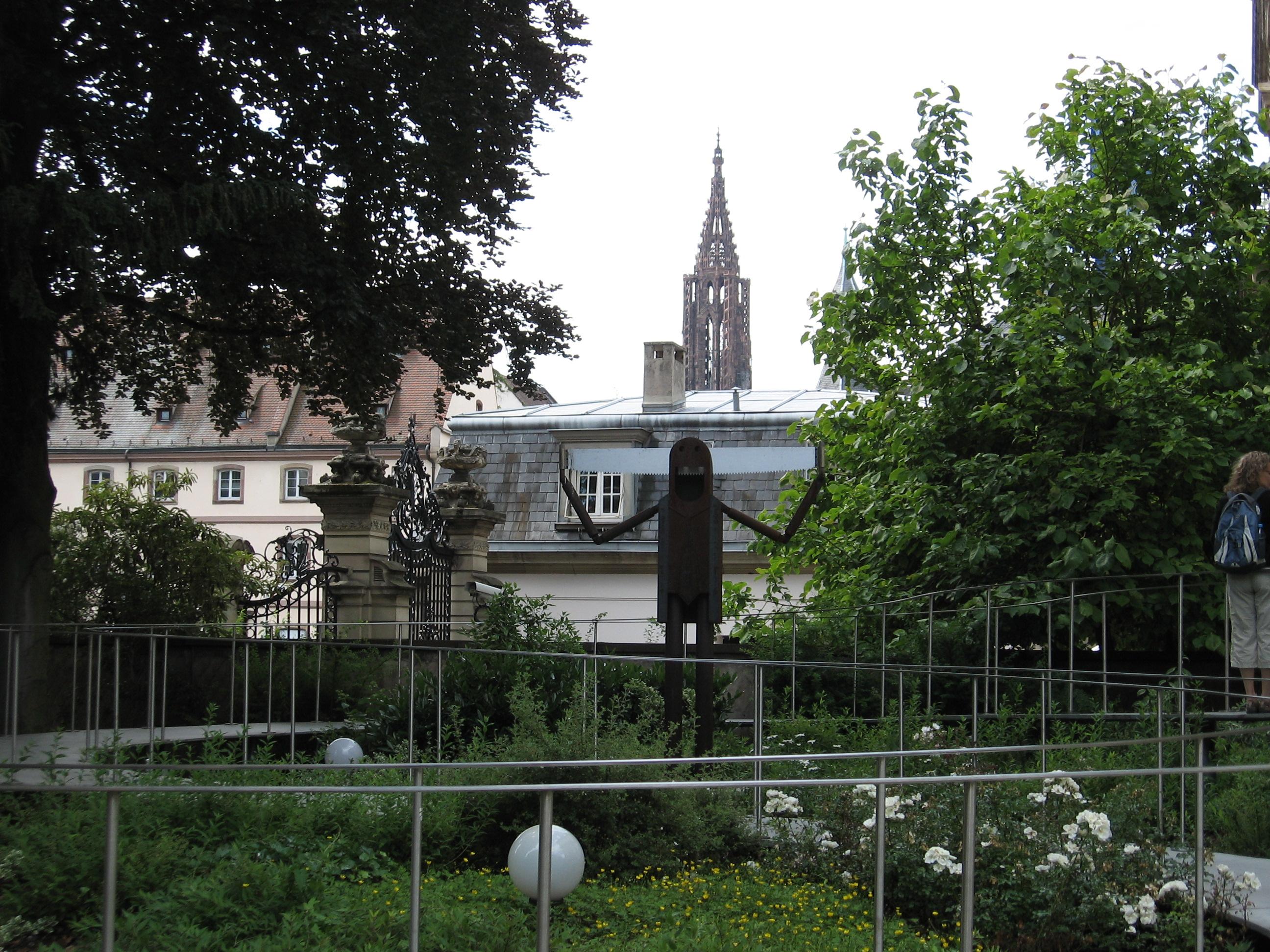 Musée Tomi Ungerer (Straßburg)
